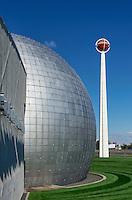 Naismith Memorial Basketball Hall of Fame, Springfield, Massachusetts, USA