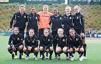 FC Gold Pride Starting Eleven. FC Gold Pride defeated the Boston Breakers 1-0 at Pioneer Stadium in Hayward, California on June 19th, 2010.
