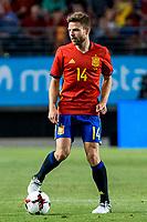 Asier Illarramendi of Spain during the friendly match between Spain and Colombia at Nueva Condomina Stadium in Murcia, jun 07, 2017. Spain. (ALTERPHOTOS/Rodrigo Jimenez) (NortePhoto.com) (NortePhoto.com)