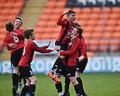 Hogan Cup 2015 U-12 BJFF Blades v Poulton FC