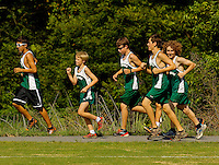 Woodlawn MIddle School Cross Country 2012