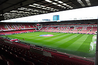 A general view of Bramall Lane prior to the Sky Bet Championship match between Sheffield United and Swansea City, Sheffield, England, UK. Saturday 04 August 2018