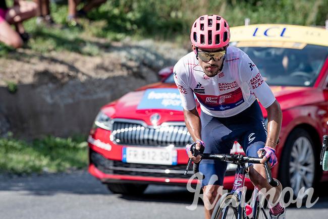Daniel Felipe Martínez (COL/EF Pro Cycling)<br /> <br /> Stage 5: Megève to Megève (154km)<br /> 72st Critérium du Dauphiné 2020 (2.UWT)<br /> <br /> ©kramon