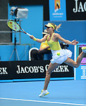 Kirilenko wins at Australian Open in Melbourne Australia on 17th January 2013