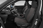 Front seat view of 2021 Ds DS-3-Crossback Performance-Line 5 Door SUV Front Seat  car photos