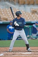 Seattle Mariners shortstop Bryston Brigman (3) during a Minor League Spring Training game against the Los Angeles Dodgers at Camelback Ranch on March 28, 2018 in Glendale, Arizona. (Zachary Lucy/Four Seam Images)