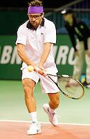 10-2-10, Rotterdam, Tennis, ABNAMROWTT, Arnaud Clement