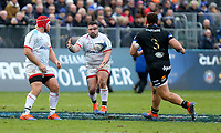 16 November 2019; Marty Moore during the Heineken Champions Cup Pool 3 Round 1 match between Bath and Ulster at The Recreation Ground in Bath, England. Photo by John Dickson/DICKSONDIGITAL