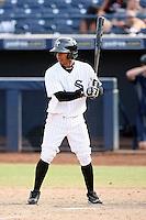 Eduardo Escobar - Peoria Saguaros - 2010 Arizona Fall League.Photo by:  Bill Mitchell/Four Seam Images..
