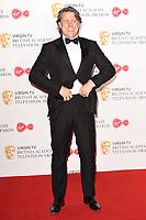 John Bishop<br /> in the winners room for the BAFTA TV Awards 2018 at the Royal Festival Hall, London<br /> <br /> ©Ash Knotek  D3401  13/05/2018