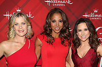 Screening Of Hallmark Channel's 'Christmas At Holly Lodge'