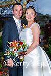 O'Sullivan/O'Callaghan wedding in the Ballygarry House Hotel on Saturday October 31st.