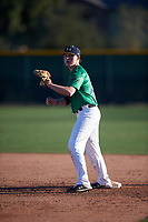 Gage Miller during the Under Armour All-America Tournament powered by Baseball Factory on January 19, 2020 at Sloan Park in Mesa, Arizona.  (Zachary Lucy/Four Seam Images)