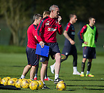 David Weir taking training until Mark Warburton arrives
