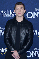 """LOS ANGELES - FEB 18:  Tom Holland at the """"Onward"""" Premiere at the El Capitan Theater on February 18, 2020 in Los Angeles, CA"""