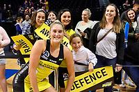 Maddy Gordon of the Pulse, ANZ Premiership Netball - Te Wānanga o Raukawa Pulse v Northern Mystics at TSB Bank Arena, Wellington, New Zealand on Monday 10 May 2021.<br /> Photo by Masanori Udagawa. <br /> www.photowellington.photoshelter.com
