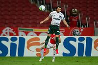 19th December 2020; Beira-Rio Stadium, Porto Alegre, Brazil; Brazilian Serie A, Internacional versus Palmeiras; Matías Viña of Palmeiras