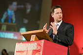 Nick Clegg, Citizens UK General Election Assembly, Central Hall, Westminster, London.
