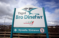 "Pictured: The Ysgol Bro Dinefwr school in Llandeilo, Wales, UK.<br /> Re: A ""creepy"" science teacher is facing being struck off after telling a girl pupil he wanted to have sex with her against a wall.<br /> Christopher Clarke, 29, sent a private message via Facebook to the shocked 16-year-old girl who was in his chemistry class at Ysgol Bro Dinefwr in Llandeilo, Carmarthenshire, Wales, UK."