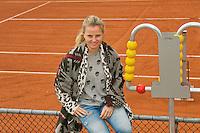 Rotterdam, The Netherlands. 26.03.2014. Fatima Moreira de Melo<br /> Photo:Tennisimages/Henk Koster
