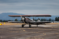 Boeing Model 40C Airplane, Arlington Fly-In 2015, WA, USA.