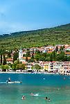 Croatia, Kvarner Gulf, Selce: popular holiday resort between Crikvenica and Novi Vinodolski | Kroatien, Kvarner Bucht, Selce: beliebter Ferienort an der Kvarner Bucht zwischen Crikvenica und Novi Vinodolski