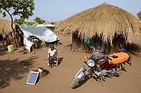 UGANDA, Arua, Yumbe, south sudanese refugees in Bidi Bidi refugee settlement / suedsudanesische Fluechtlinge im Fluechtlingslager Bidi Bidi