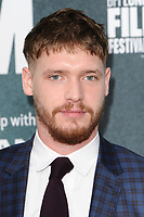 """Billy Howle<br /> arriving for the London Film Festival 2017 screening of """"On Chesil Beach"""" at the Embankment Garden Cinema, London<br /> <br /> <br /> ©Ash Knotek  D3324  08/10/2017"""