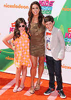 WESTWOOD, LOS ANGELES, CA, USA - JULY 17: Rosa Blasi at the Nickelodeon Kids' Choice Sports Awards 2014 held at UCLA's Pauley Pavilion on July 17, 2014 in Westwood, Los Angeles, California, United States. (Photo by Xavier Collin/Celebrity Monitor)
