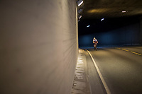 tunnel action<br /> <br /> Women Elite Road Race<br /> <br /> UCI 2017 Road World Championships - Bergen/Norway