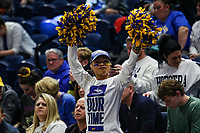 Washington, DC - March 10, 2020: Hofstra Pride fan cheer during the CAA championship game between Hofstra and Northeastern at  Entertainment and Sports Arena in Washington, DC.   (Photo by Elliott Brown/Media Images International)