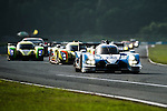 Algarve Pro Racing, #24 Ligier JSP2 Judd, driven by Tack Sung Kim, Andrea Roda, Matthew Mcmurry in action during the 2016-2017 Asian Le Mans Series Round 1 at Zhuhai Circuit on 30 October 2016, Zhuhai, China.  Photo by Marcio Machado / Power Sport Images