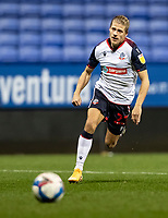 Bolton Wanderers' Lloyd Isgrove breaks<br /> <br /> Photographer Andrew Kearns/CameraSport<br /> <br /> EFL Papa John's Trophy - Northern Section - Group C - Bolton Wanderers v Newcastle United U21 - Tuesday 17th November 2020 - University of Bolton Stadium - Bolton<br />  <br /> World Copyright © 2020 CameraSport. All rights reserved. 43 Linden Ave. Countesthorpe. Leicester. England. LE8 5PG - Tel: +44 (0) 116 277 4147 - admin@camerasport.com - www.camerasport.com