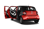 Car images of a 2015 Smart FORFOUR Prime 5 Door Micro Car Doors