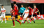 FC SEOUL (KOR) VS SHANDONG LUNENG FC (CHN) during their AFC Champions League Group F match on 5 April 2016 held at the Seoul World Cup Stadium, South.<br /> Photo by Lee Jae-Won / Power Sport Images