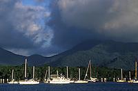 Océanie/Australie/Queensland/Cairns: Le port