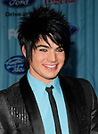 Adam Lambert at the American Idol Top 12 Party at AREA on March 5, 2009 in Los Angeles, California...Photo by Chris Walter/Photofeatures.