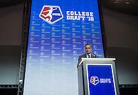 2016 NWSL Draft, January 15, 2016