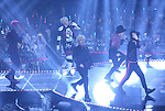 """Block.B, Jul 24, 2014 : South Korean boy band Block.B perform at the 10th anniversary live special of weekly music chart show, """"M! Countdown"""" of Mnet in Goyang, north of Seoul, South Korea. (Photo by Lee Jae-Won/AFLO) (SOUTH KOREA)"""