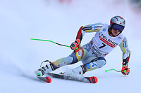 20th December 2020; Alta Badia, South-Tyrol, Italy; International Ski Federation World Cup Alpine Skiing, Giant Slalom; Henrik Kristoffersen (NOR)