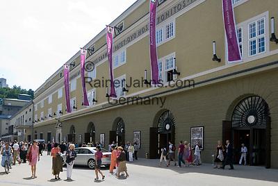 Oesterreich, Salzburg: Grosses Festspielhaus | Austria, Salzburg: festival opera house