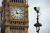 CCTV camera in Parliament Square.