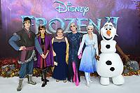 "Jamie New<br /> arriving for the ""Frozen 2"" premiere at the BFI South Bank, London.<br /> <br /> ©Ash Knotek  D3537 17/11/2019"