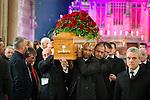 14/10/2013 Harry Goodwin's Funeral