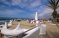 Spanien, Kanarische Inseln, Teneriffa, Playa de las Americas, Strand