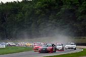 #61: Stephen Leicht, Hattori Racing Enterprises, Toyota Camry JANIKING