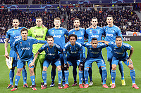 Juventus team line up <br /> Lyon 26/02/2020 OL Stadium Decines <br /> Football Champions League 2019//2020 <br /> Round of 16 1st Leg <br /> Olympique Lionnais Lyon - Juventus <br /> Photo Fredric Chambert/Panoramic/Insidefoto