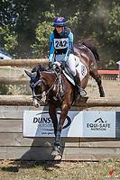 NZL-Amanda Pottinger rides Good Timing. Dunstan Horse Feeds CCI3*-S. 2021 NZL-RANDLAB Matamata Horse Trial. Sunday 21 February. Copyright Photo: Libby Law Photography.