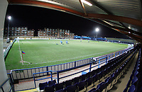 General view from the main stand - Grays Athletic Football Club - 18/01/05 - MANDATORY CREDIT: Gavin Ellis/TGSPHOTO