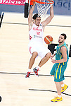 2014 FIBA Basketball world Cup Turkey vs Australia